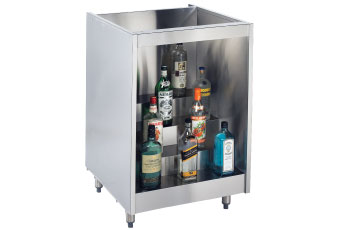 Krowne Back Bar Storage