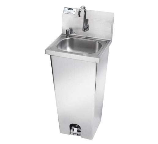 Krowne Pedal Operated Hand Sinks